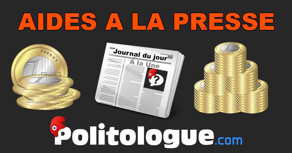 Aides à la presse